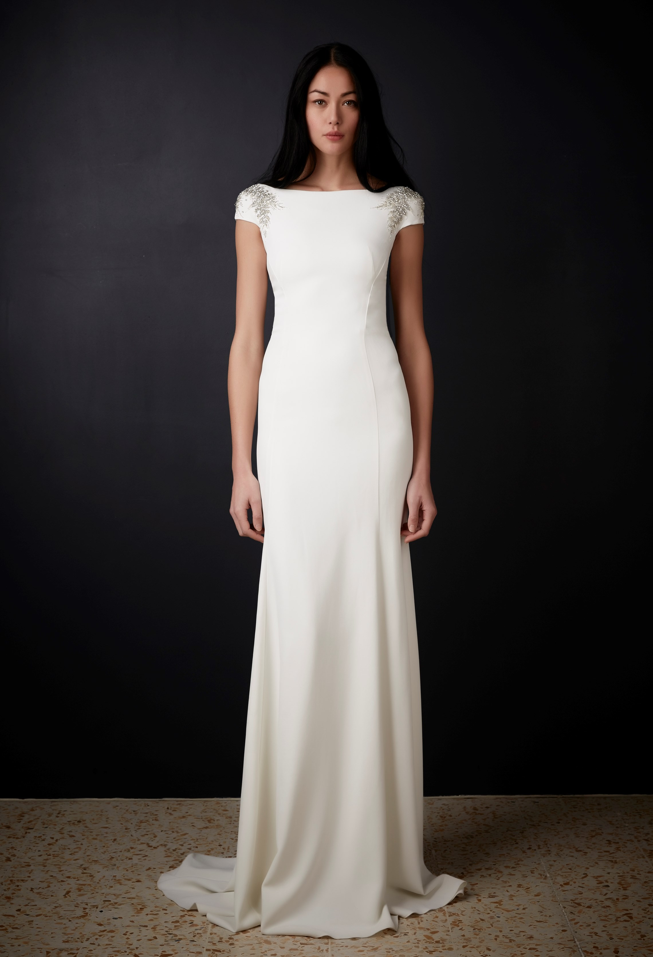 Fern Wedding Dress by Jenny Packham | Northern Ireland