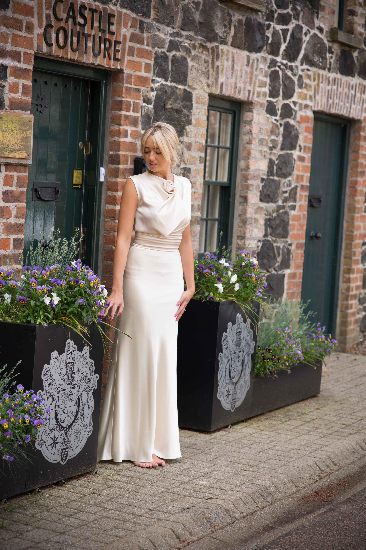 4626 Wedding Dress by David Fielden   Northern Ireland