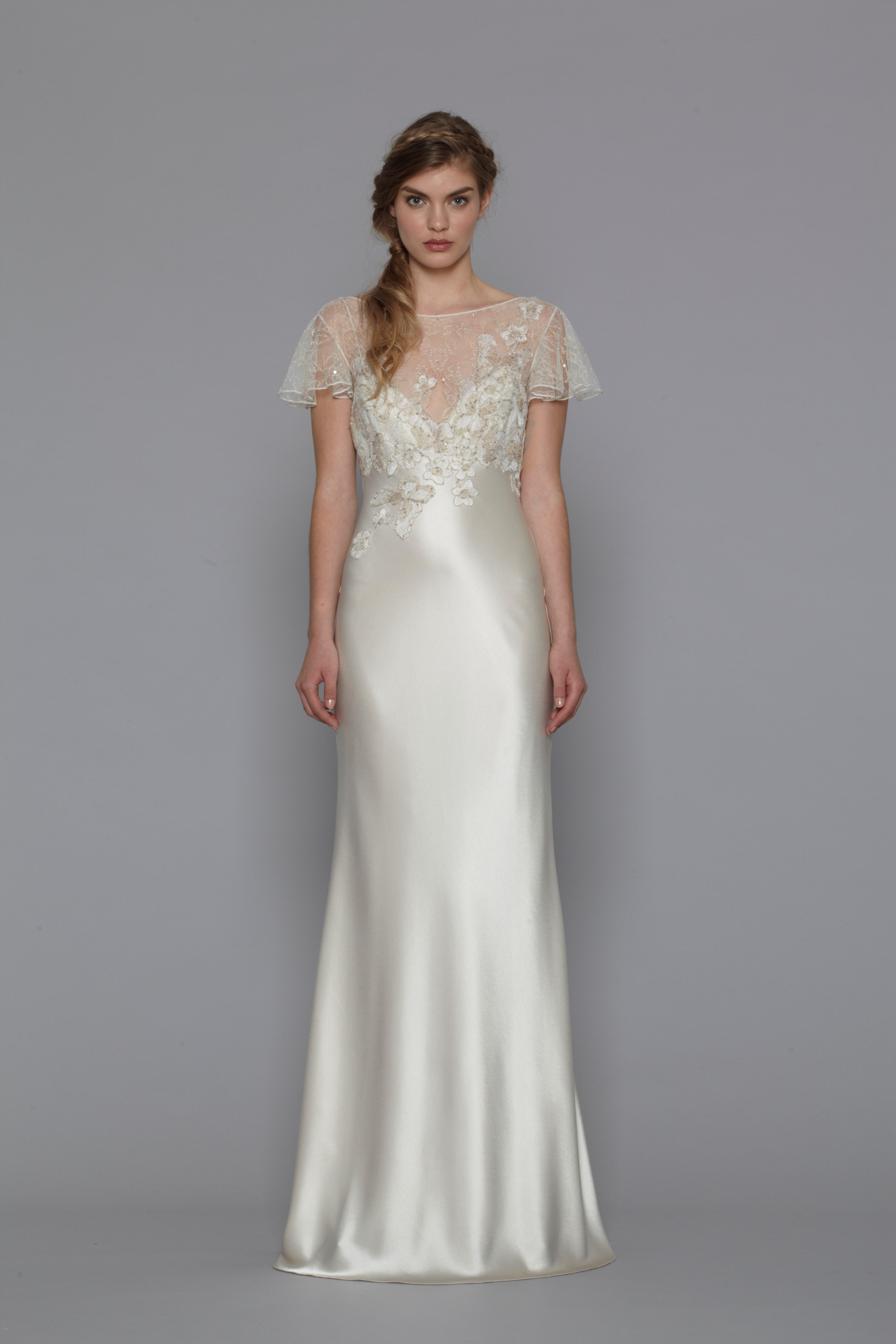 8205 Wedding Dress by David Fielden   Northern Ireland