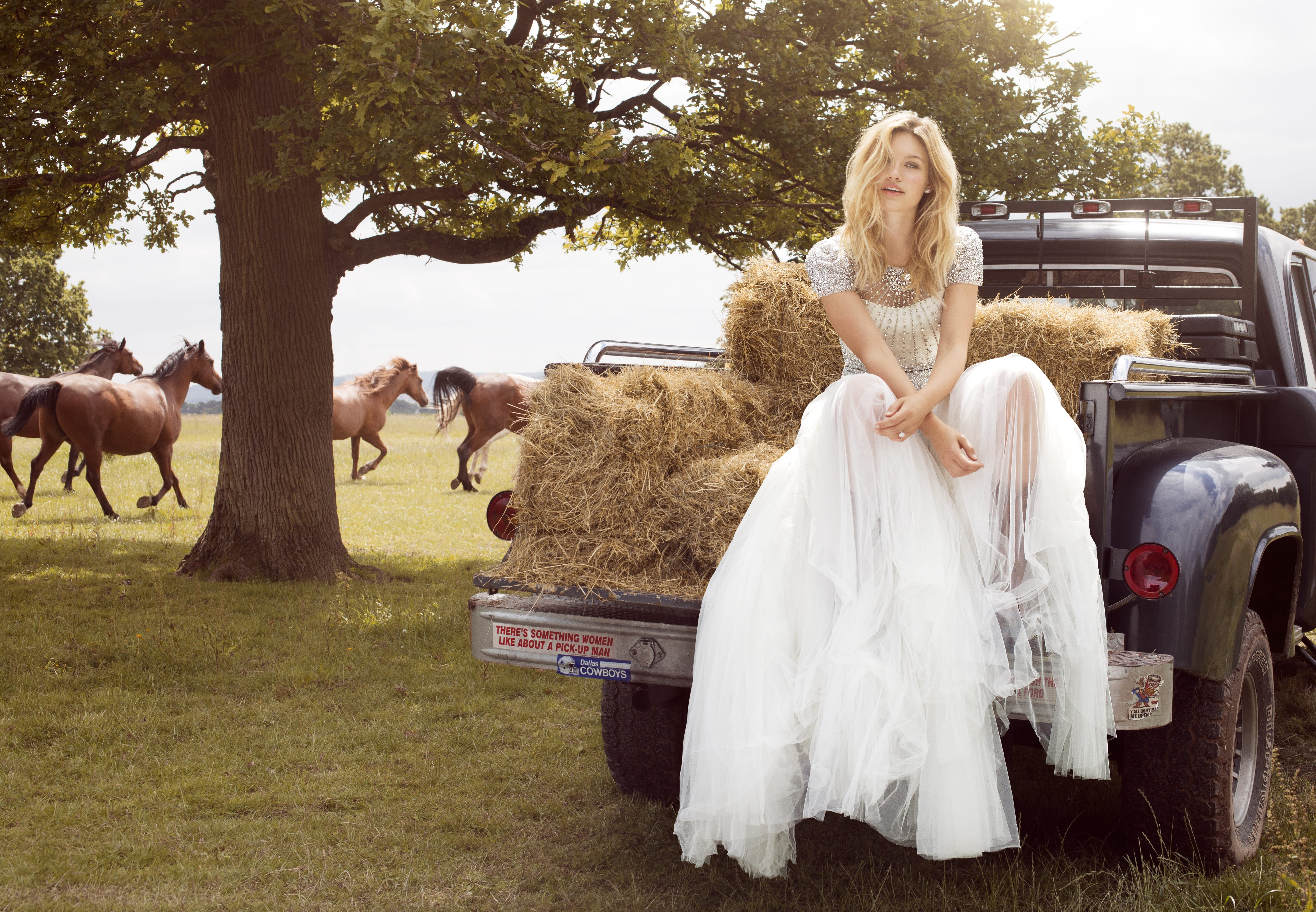 Jenny Packham's Dixie Wedding Dress