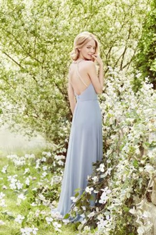 5654 Bridesmaids Dress