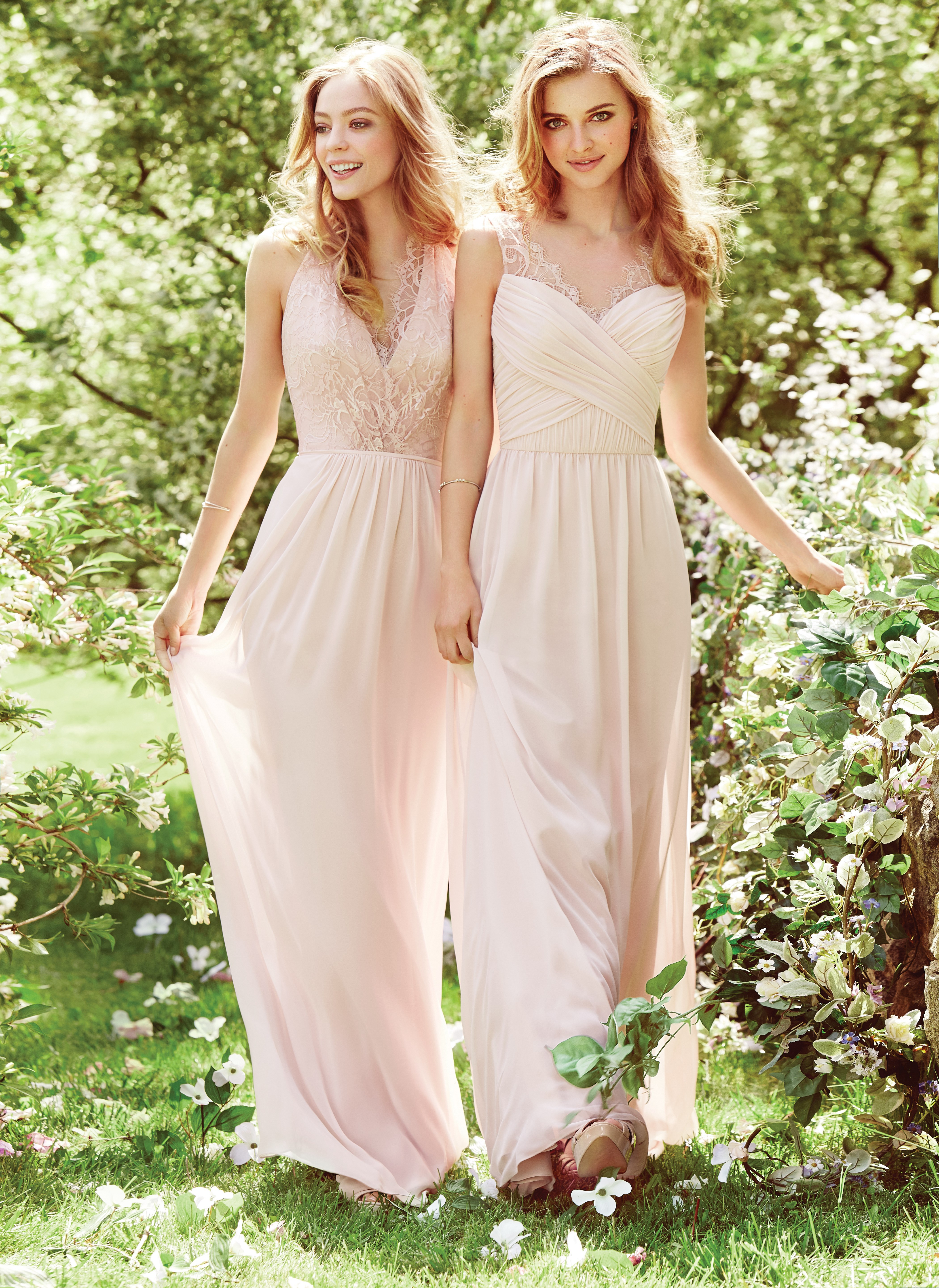 5658 Bridesmaids Dress