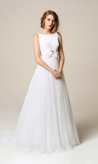 JESUS PEIRO Wedding Dress